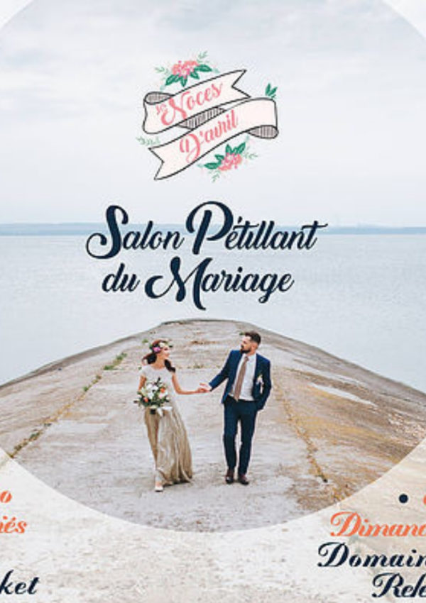 Noces d'avril 2018
